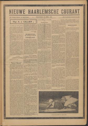 Nieuwe Haarlemsche Courant 1928-04-30