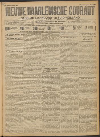 Nieuwe Haarlemsche Courant 1914-06-12
