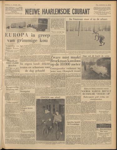 Nieuwe Haarlemsche Courant 1956-01-31