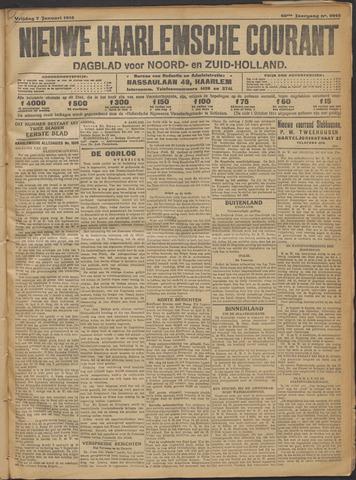 Nieuwe Haarlemsche Courant 1916-01-07