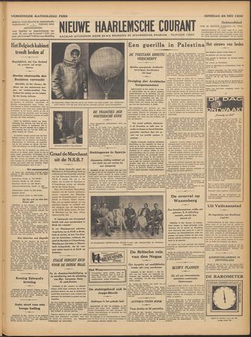 Nieuwe Haarlemsche Courant 1936-05-26