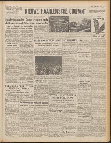 Nieuwe Haarlemsche Courant 1950-05-06