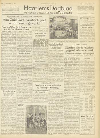 Haarlem's Dagblad 1954-05-06