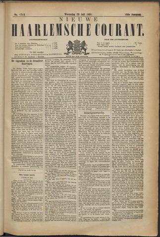 Nieuwe Haarlemsche Courant 1891-07-29