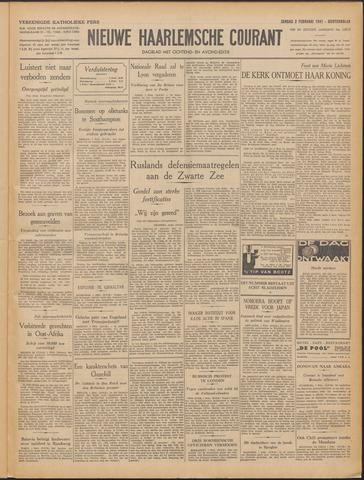 Nieuwe Haarlemsche Courant 1941-02-02