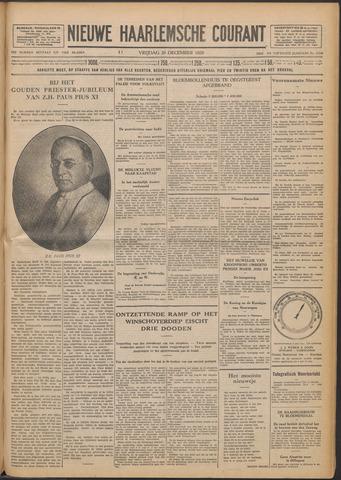 Nieuwe Haarlemsche Courant 1929-12-20