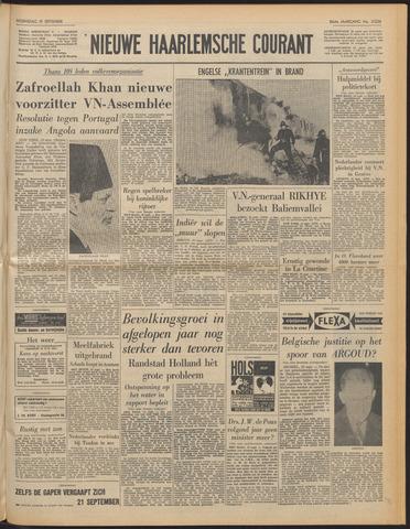 Nieuwe Haarlemsche Courant 1962-09-19