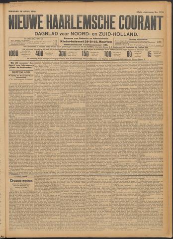 Nieuwe Haarlemsche Courant 1910-04-26