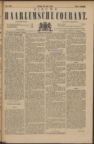Nieuwe Haarlemsche Courant 1896-06-26