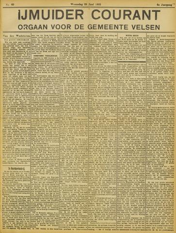 IJmuider Courant 1921-06-29