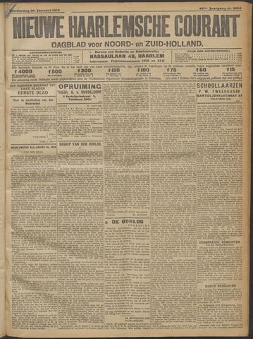 Nieuwe Haarlemsche Courant 1916-01-20