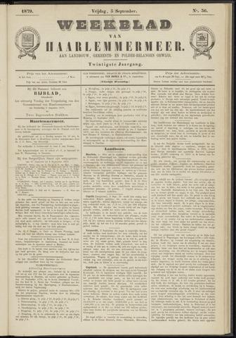 Weekblad van Haarlemmermeer 1879-09-05