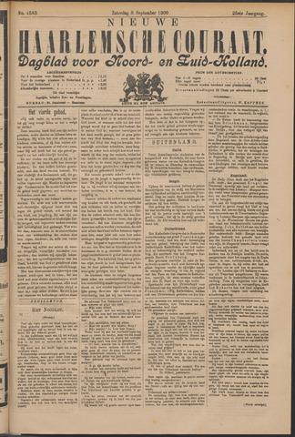 Nieuwe Haarlemsche Courant 1900-09-08
