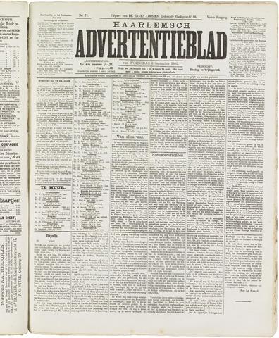 Haarlemsch Advertentieblad 1882-09-06