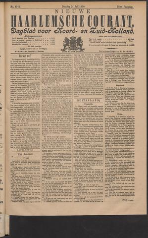 Nieuwe Haarlemsche Courant 1900-07-24