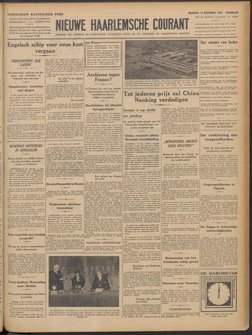 Nieuwe Haarlemsche Courant 1937-11-15