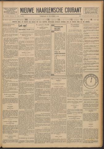 Nieuwe Haarlemsche Courant 1930-10-10
