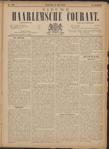 Nieuwe Haarlemsche Courant 1879-07-24