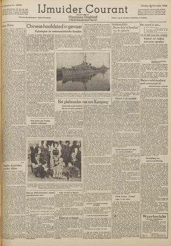 IJmuider Courant 1948-11-16