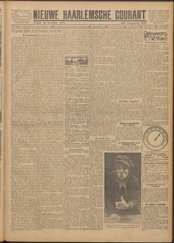 Nieuwe Haarlemsche Courant 1925-11-20