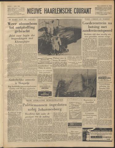 Nieuwe Haarlemsche Courant 1960-04-01
