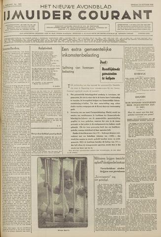 IJmuider Courant 1938-10-25