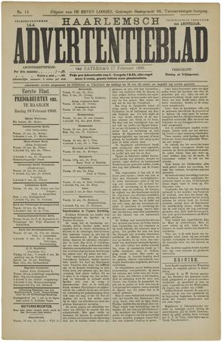 Haarlemsch Advertentieblad 1900-02-17