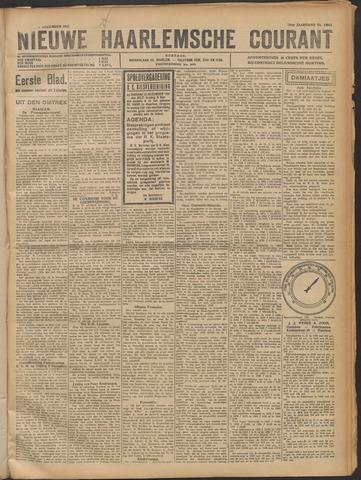 Nieuwe Haarlemsche Courant 1921-12-12