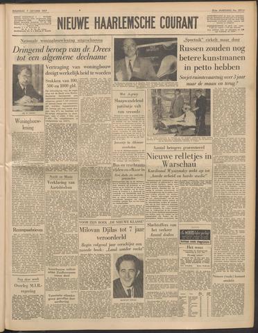 Nieuwe Haarlemsche Courant 1957-10-07
