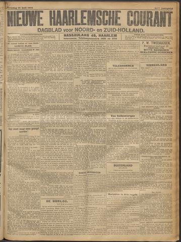 Nieuwe Haarlemsche Courant 1916-07-14