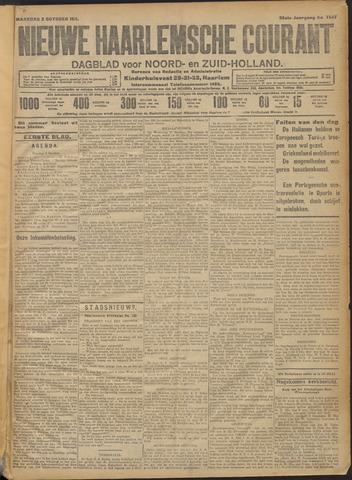 Nieuwe Haarlemsche Courant 1911-10-02