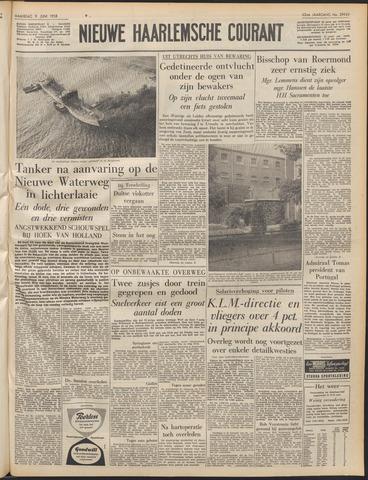 Nieuwe Haarlemsche Courant 1958-06-09