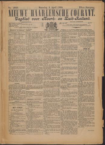 Nieuwe Haarlemsche Courant 1904-04-04