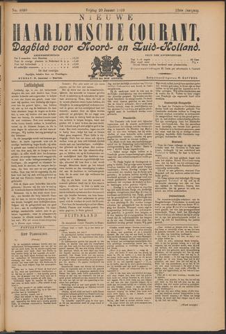 Nieuwe Haarlemsche Courant 1899-01-20