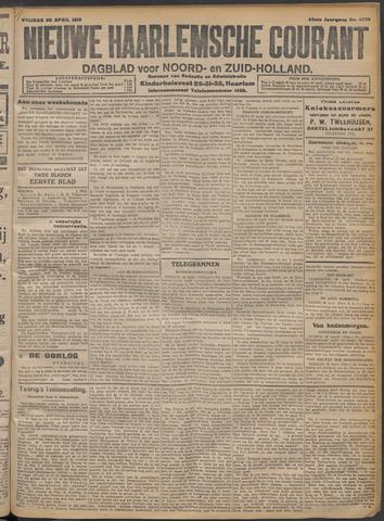 Nieuwe Haarlemsche Courant 1915-04-30