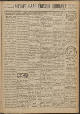 Nieuwe Haarlemsche Courant 1925-02-02
