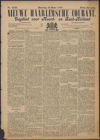 Nieuwe Haarlemsche Courant 1897-03-22