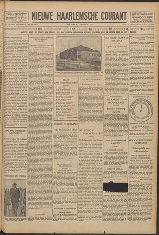Nieuwe Haarlemsche Courant 1932-03-11