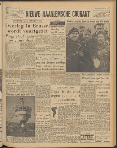 Nieuwe Haarlemsche Courant 1963-01-19