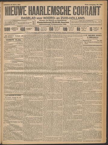 Nieuwe Haarlemsche Courant 1912-09-24