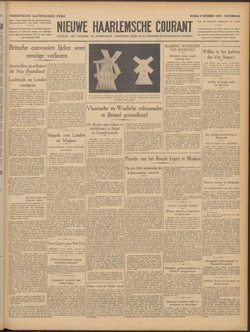 Nieuwe Haarlemsche Courant 1940-11-08