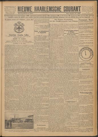 Nieuwe Haarlemsche Courant 1927-02-28