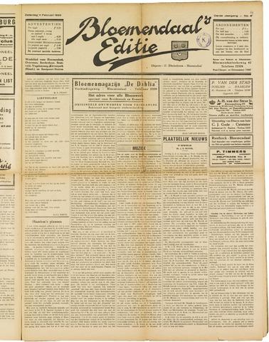 Bloemendaal's Editie 1928-02-11