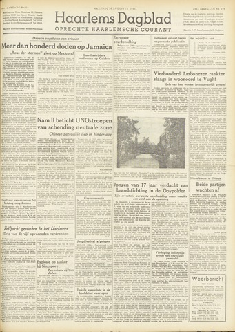 Haarlem's Dagblad 1951-08-20