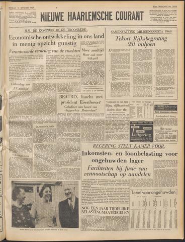 Nieuwe Haarlemsche Courant 1959-09-15