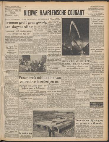 Nieuwe Haarlemsche Courant 1953-11-13