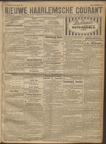 Nieuwe Haarlemsche Courant 1918-10-26