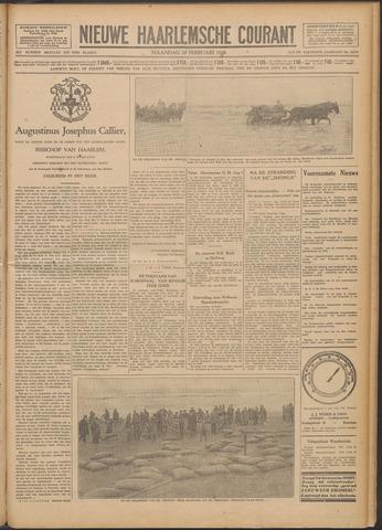 Nieuwe Haarlemsche Courant 1928-02-20