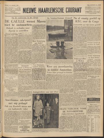 Nieuwe Haarlemsche Courant 1960-01-22