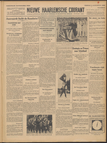 Nieuwe Haarlemsche Courant 1935-08-02
